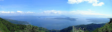 Tagaytay tour : view deck