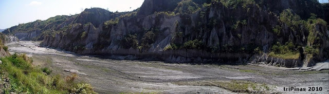 mt. pinatubo hike