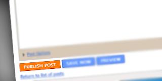 Update Posting Blog