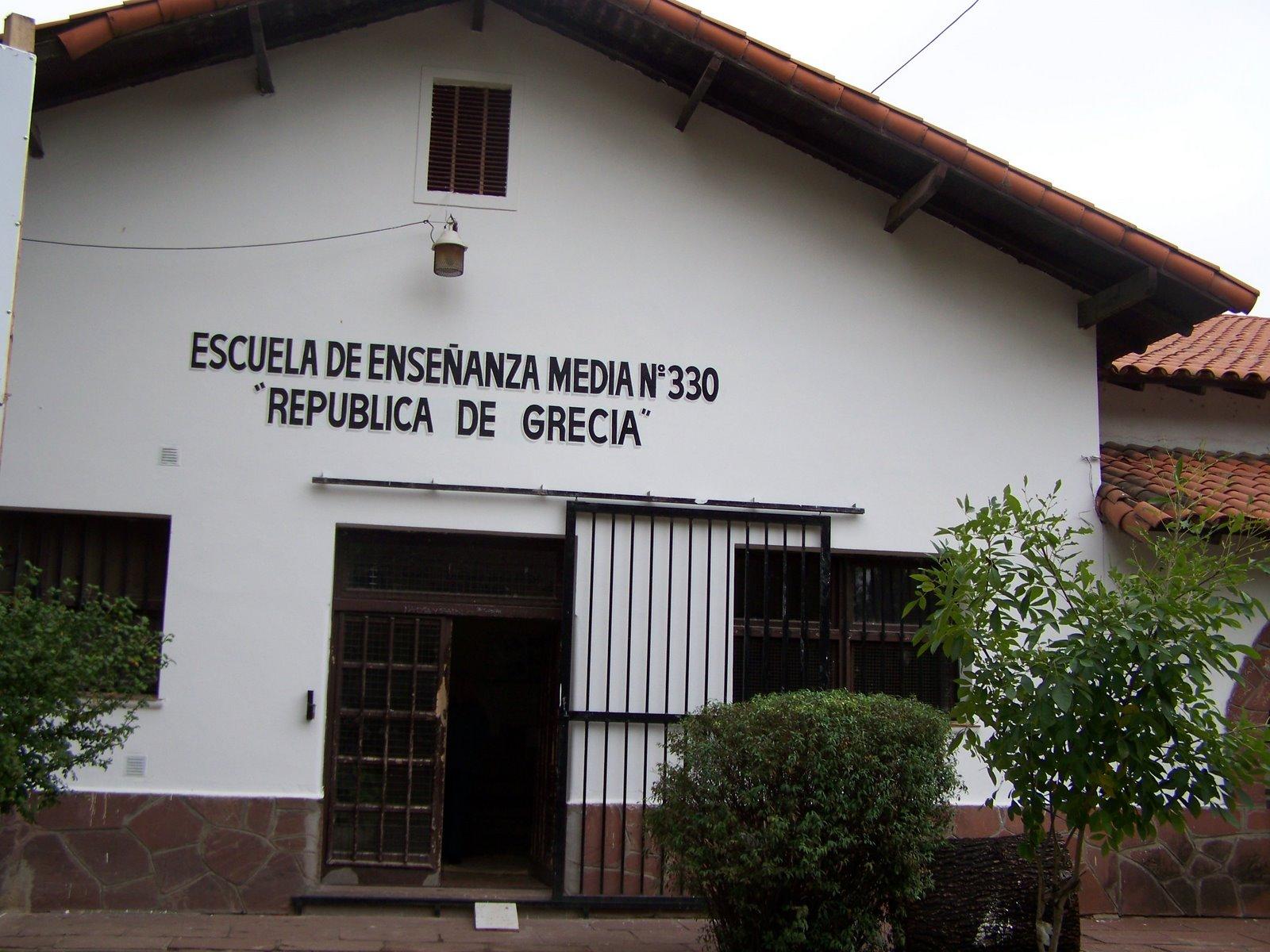 Escuela nº 330