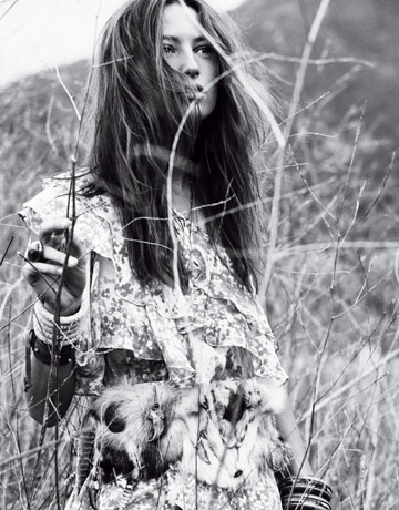 Hippie Style Inspiration Photos