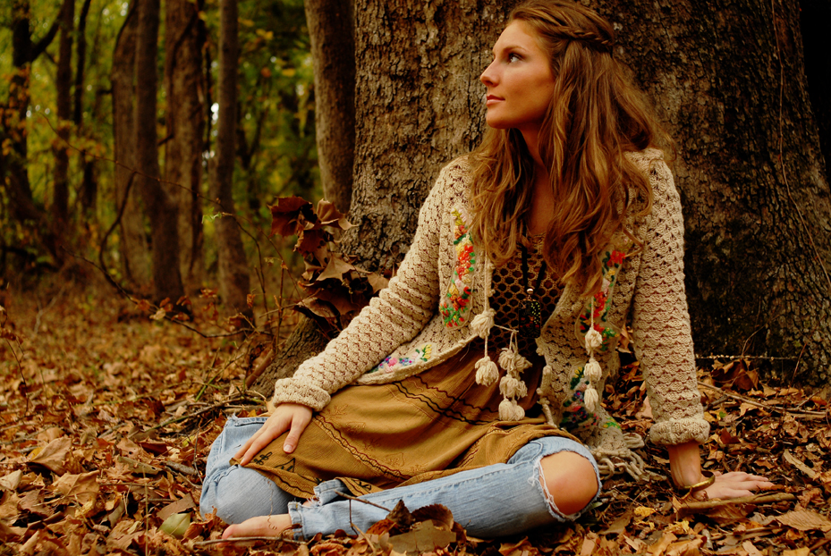 Hippie Fashion Photography