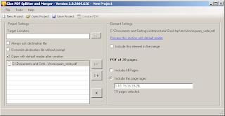Gios PDF splitter and merger 2
