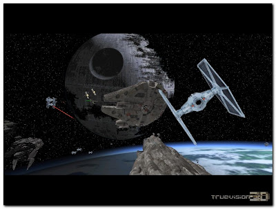 Battle of Endor screenshot