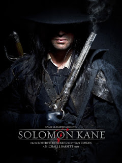 Solomon Kane poster - James Purefoy