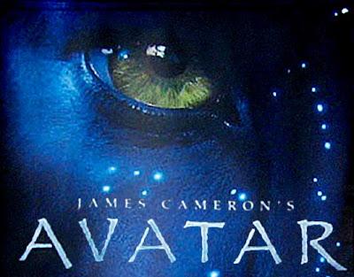 Avatar Trailer Poster