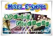 @15 jan : Misza E-Shope Opening Giveaway