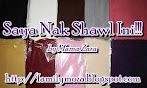 @15 mac : Saya Nak Shawl Ini!!