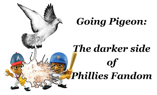 Going Pigeon: The darker side of Phillies Fandom