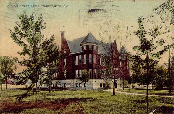 Virginia Street School