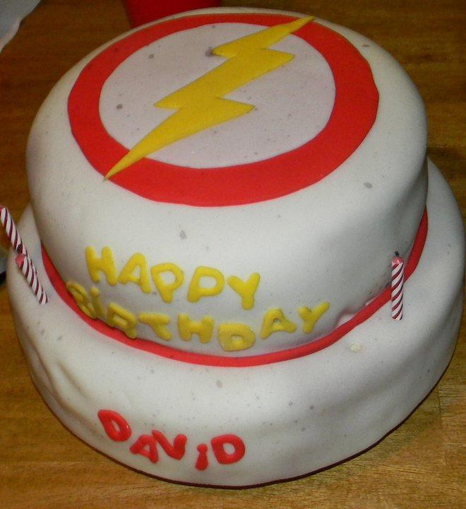 Piece Of Cake Flash Cake