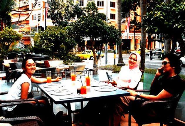 Tahun 2006 di RELC Singapura