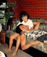 Latihan Bahasa Kasih dengan Ayah Ikang TErcinta Selain Olah Vokal
