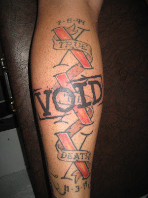 Tattoo Straight Edge