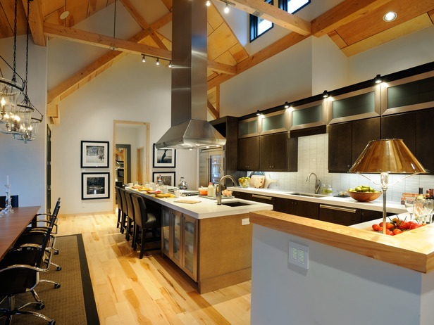 HGTV Dream Kitchen Designs