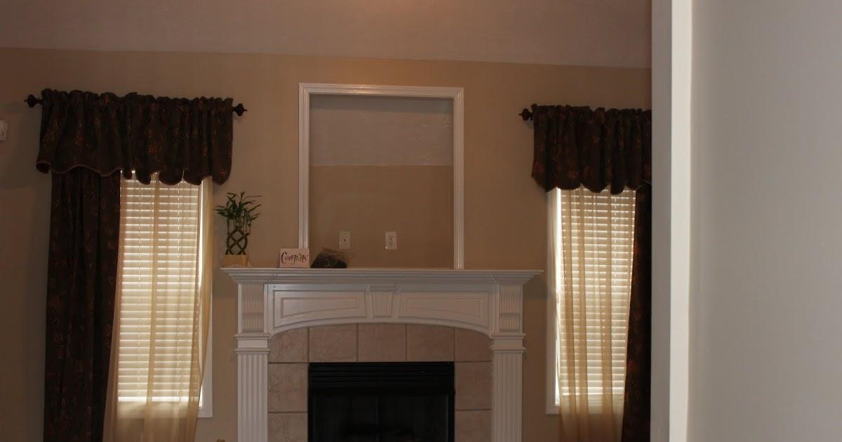 Living Room Cornice