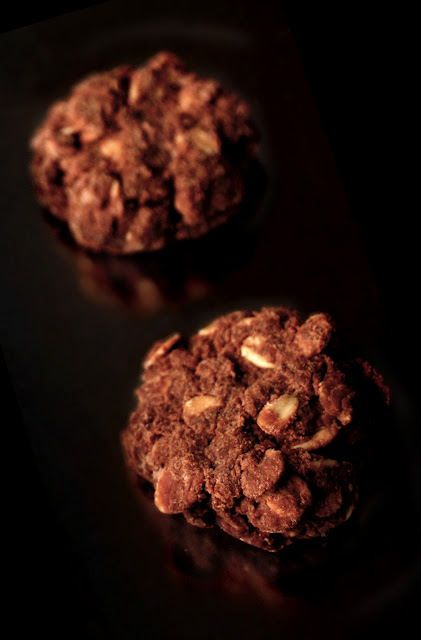 biscotti burro d'arachidi