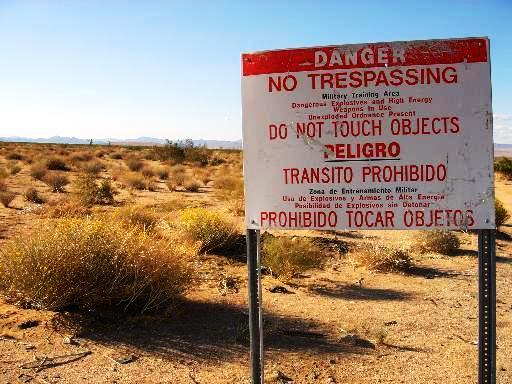 Area 12 - Otra base secreta de USA