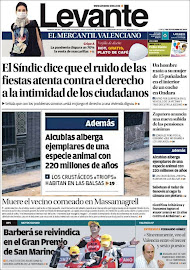 ALCUBLAS EN PORTADA