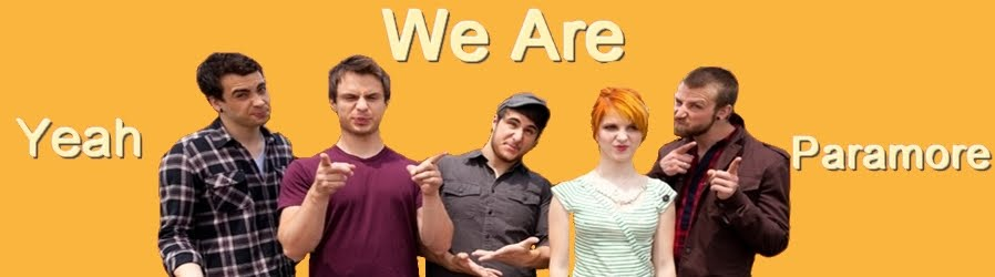 We Are Paramore !!!