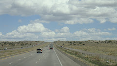 Driving to The Rally in NM
