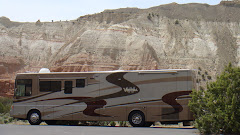 RV in Kodachrome Basin