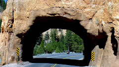 Tunnel on Highway 12