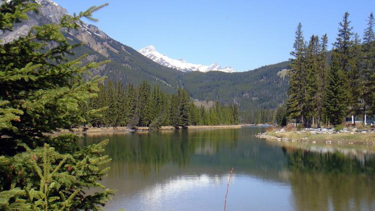 Banff, Alberta - Another Nice Scene