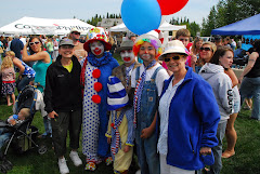 We are Standing with the Clowns In Kenai