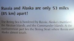So Sarah Palin Was Right! (Sign at the Alaska Sea Life Museum)