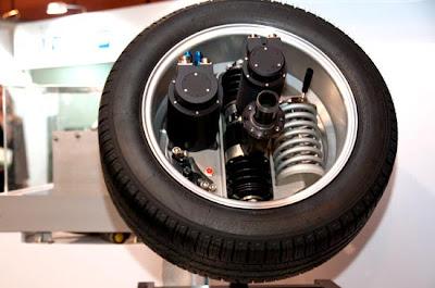 michelin pneumatique futuriste avec des pneus sans air. Black Bedroom Furniture Sets. Home Design Ideas