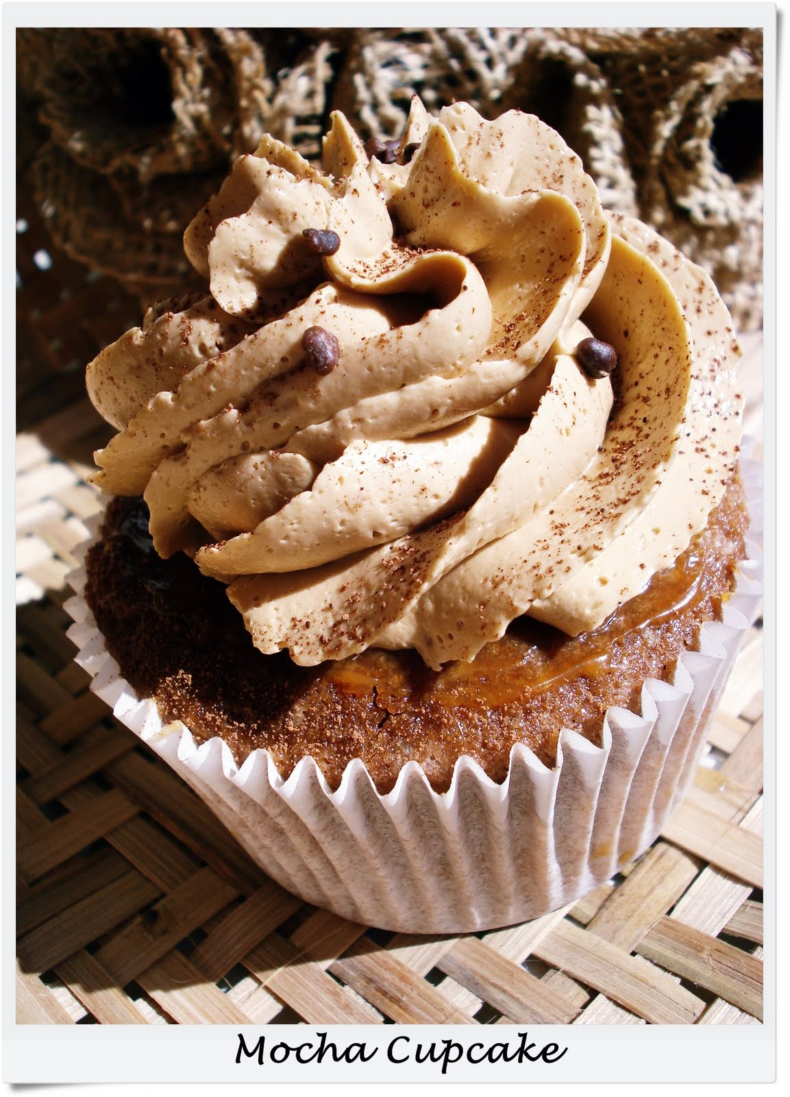 Cafe Mocha Cupcakes Recipes — Dishmaps