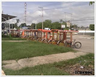 Los Tricicleros , El Tabasqueño Shangai