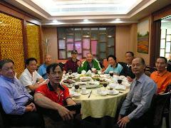 2008年11月15日至18日外訪廣州友好團體作交流及打球
