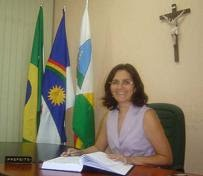 Prefeita Judith Alapenha