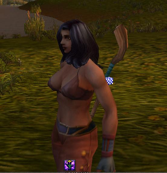 World of warcraft big boob