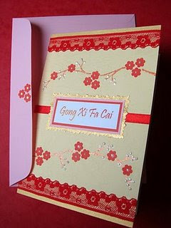Handmade Chinese New Year Cards