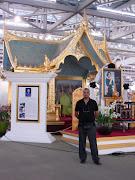 Thailand airport SUVARNABHOOMI