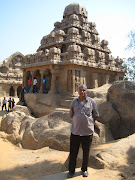 The Beautiful Mahabalipuram