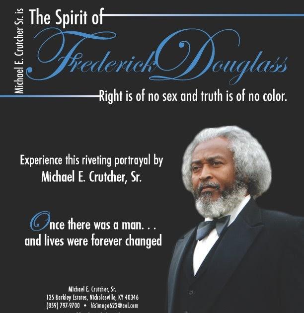 Frederick Douglass Essay Questions