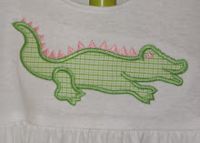 Alligator - Girl