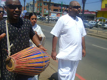 Harinam on the streets of Pietermaritzburg Raisethorpe 2009