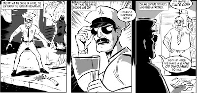 Axe Cop episode one