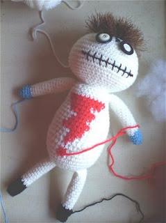 crochet madman