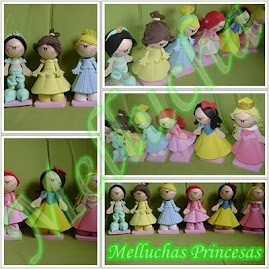 Melluchas Princesas