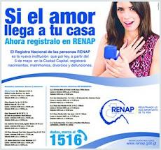 CAMPAÑA SOBRE LA INSCRIPCION DE LOS MATRIMONIOS EN EL REGISTRO CIVIL DE GUATEMALA