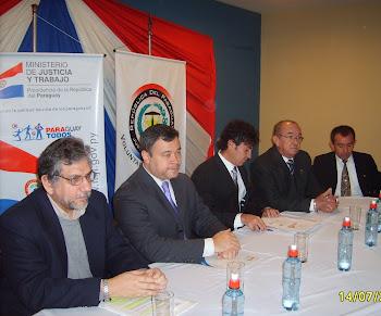 PARAGUAY LANZA PROGRAMA INCLUYENDO A LAS PERSONAS EN EL EJERCICIO DERECHO A LA IDENTIDAD