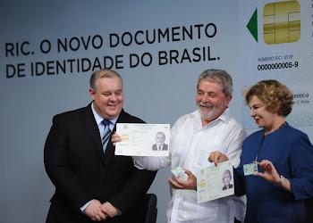 BRASIL LANZA UN NUEVO DOCUMENTO DE IDENTIFICACION