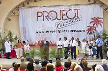 Project Pressure Kicks Off