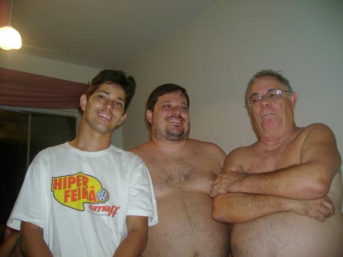 gordos e o magro
